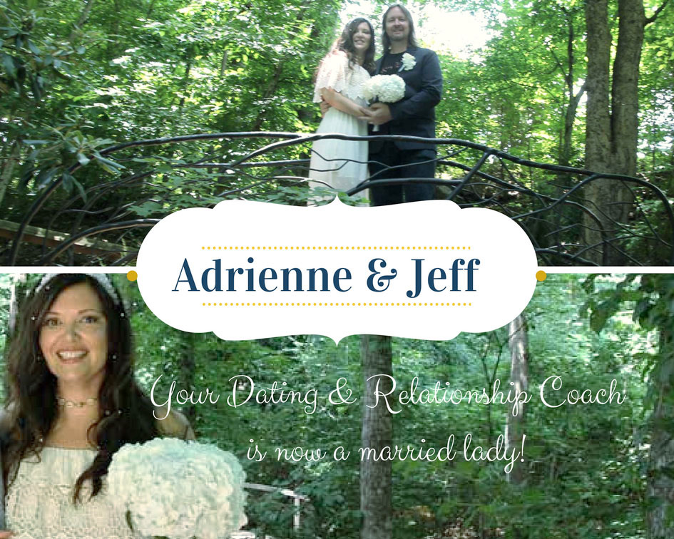 Adrienne and Jeff Marriage Announcement image