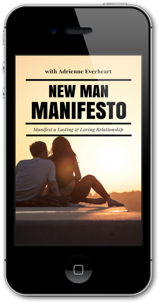 New Man Manifesto Program Mobile Phone
