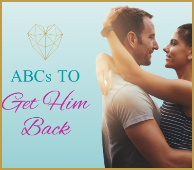 ABCs to Get Him Back Logo